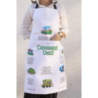 Apron - Caravaners Creed