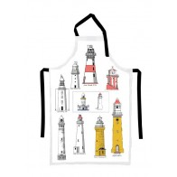 Apron - Lighthouses