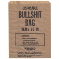 Bullshit Bag