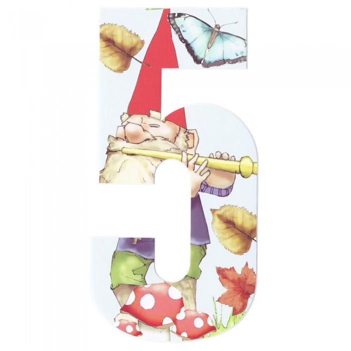 Wheelie bin numbers Gnome 9