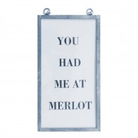 Framed Text Print - You Had Me...