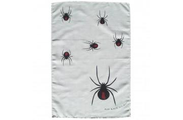 Australian Redback Spider Tea Towel