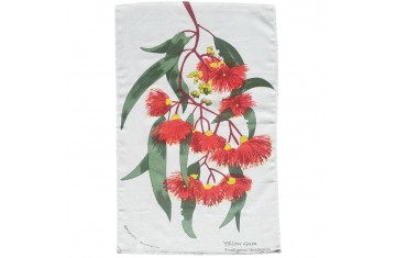 Australian Yellow Gum Tea Towel